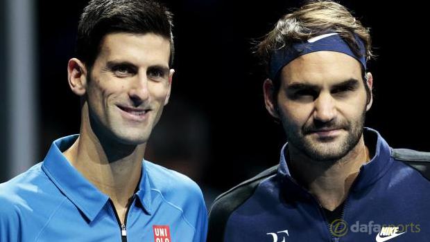 Australian Open 2016 Roger Federer v Novak Djokovic