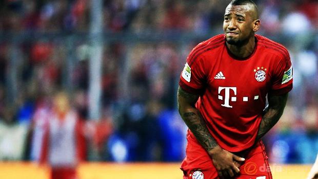 Bayern Munich Jerome Boateng Euro 2016