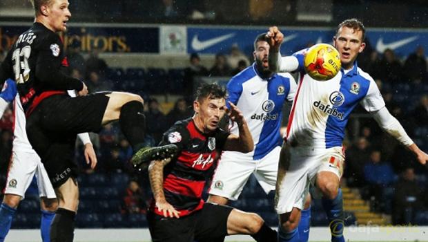 Blackburn Rovers 1-1 Queens Park Rangers