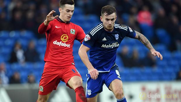 Cardiff City v Blackburn Rovers Championship