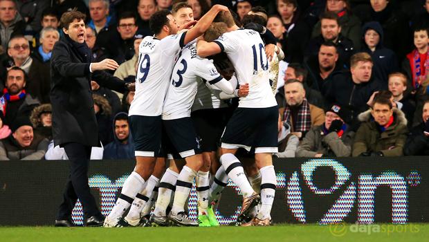 Crystal Palace v Tottenham Hotspur
