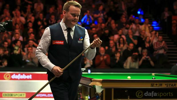 Dafabet Masters 2016 Shaun Murphy Snooker
