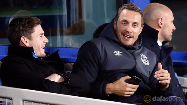 Everton Phil Jagielka Return