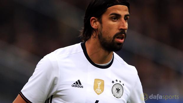 Germany Sami Khedira Euro 2016