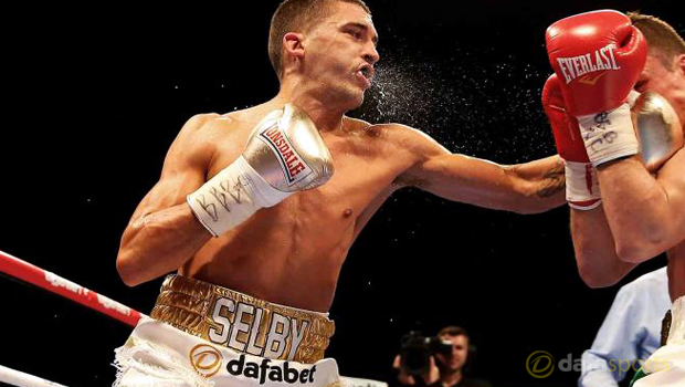 Lee Selby Boxing
