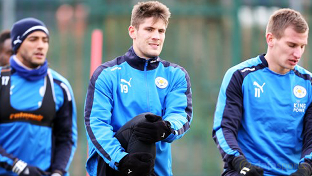 Leicester City striker Andrej Kramaric to Euro 2016