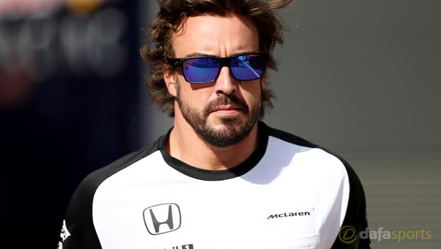 McLaren Fernando Alonso F1