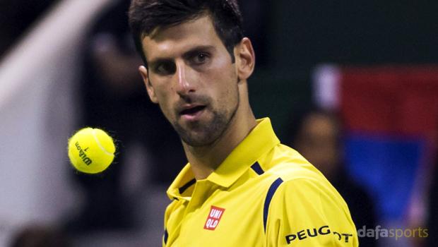 Novak Djokovic Australian Open 2016 Tennis