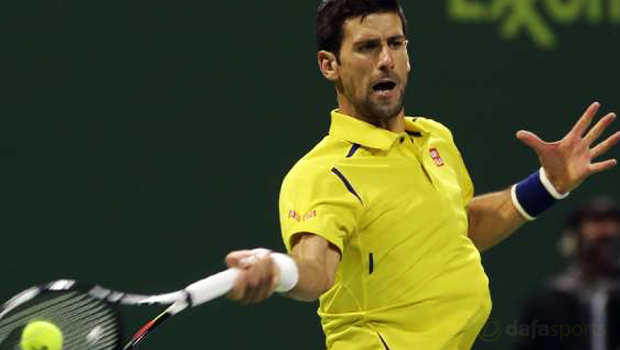 Qatar Open final Novak Djokovic Tennis