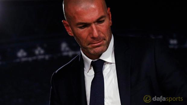 Real Madrid new Boss Zinedine Zidane