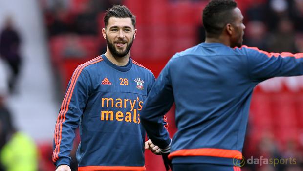 Southampton Charlie Austin Euro 2016