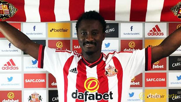 Sunderland sign Dame NDoye