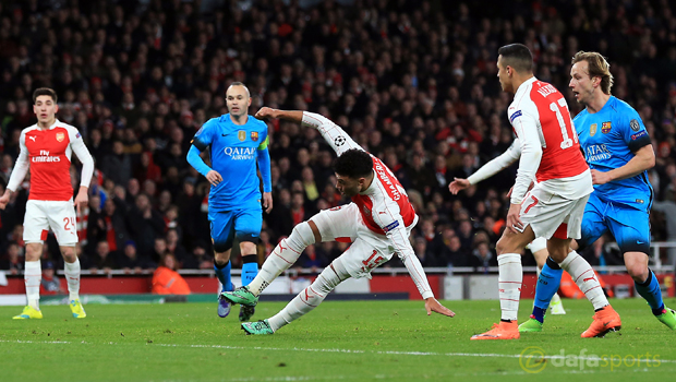 Alex Oxlade-Chamberlain Arsenal Euro 2016