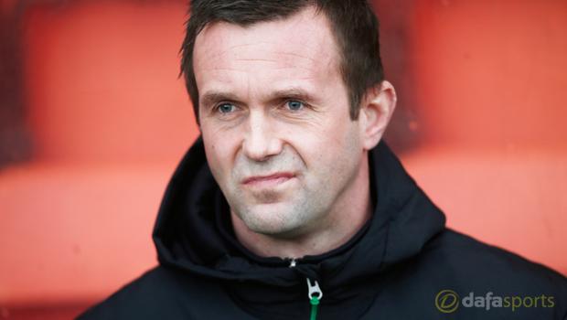 Celtic Ronny Deila Scottish League Cup