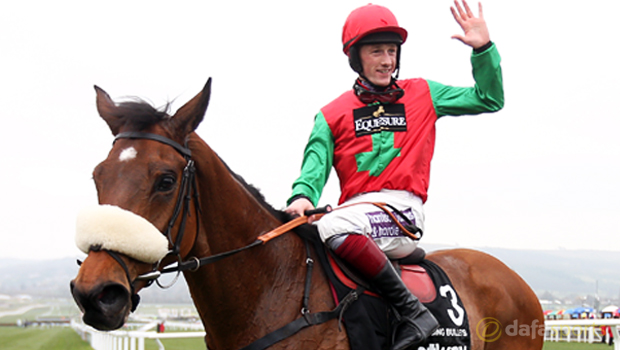 Champions Chase Dodging Bullets Horse Racing