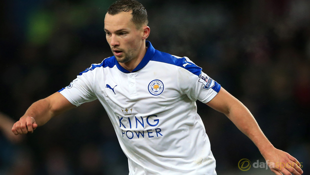 Daniel Drinkwater Leicester City
