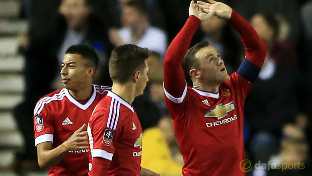 Derby County v Manchester United FA Cup