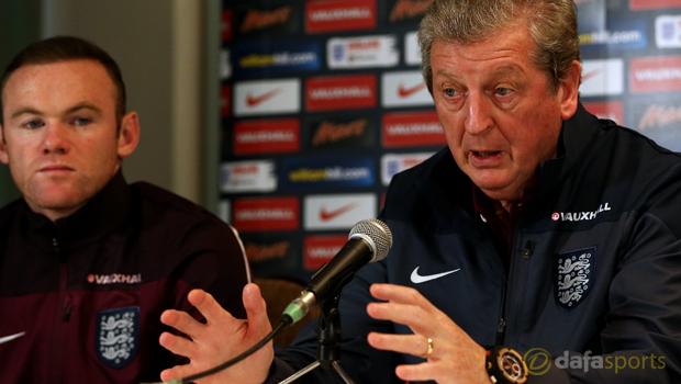England boss Roy Hodgson Euro 2016