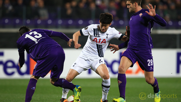 Fiorentina v Tottenham Hotspur