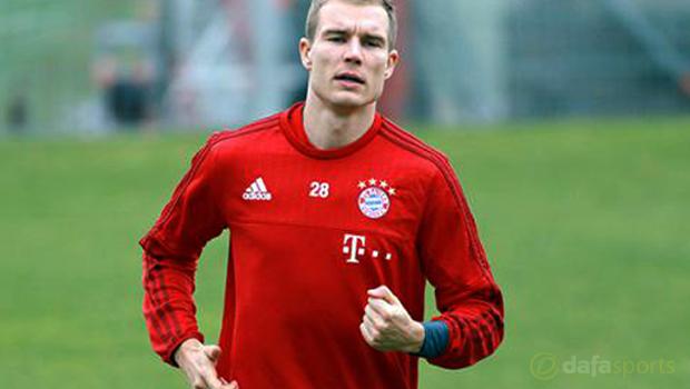 Germany defender Holger Badstuber