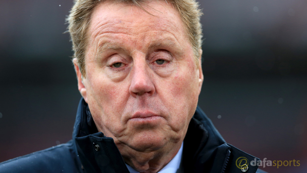 Harry Redknapp Football