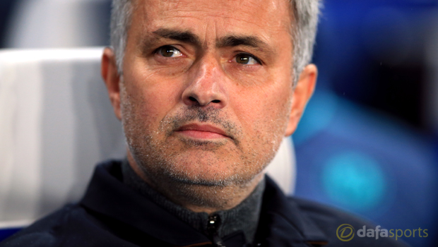 Jose Mourinho Football