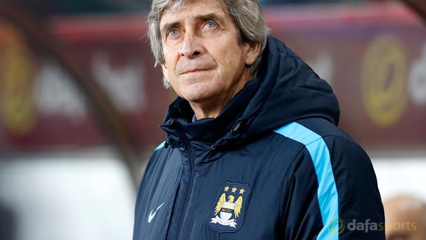 Man City Manuel Pellegrini
