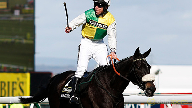 Many Clouds in Grand National