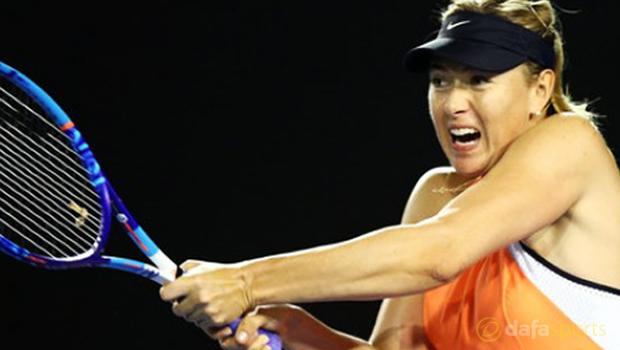 Maria Sharapova confirms Qatar Open