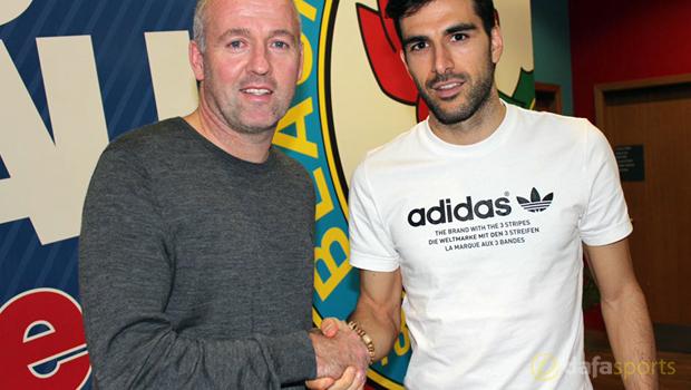Paul Lambert and Jordi Gomez