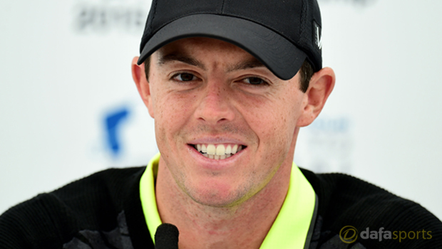 Rory McIlroy Northern Trust Open