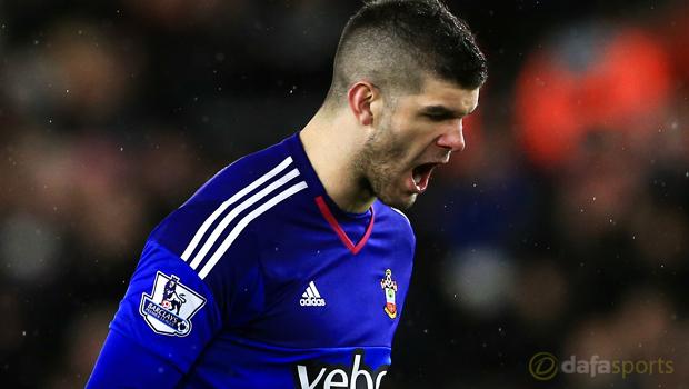 Southampton goalkeeper Fraser Forster