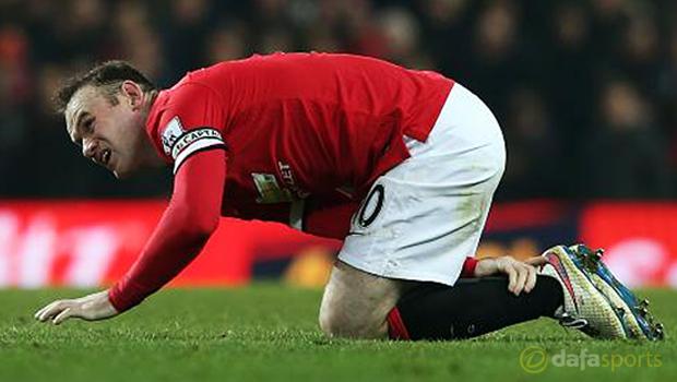 Wayne Rooney Euro 2016