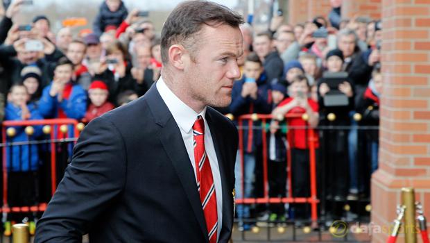 Wayne Rooney to Euro 2016
