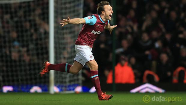West Ham United Mark Noble
