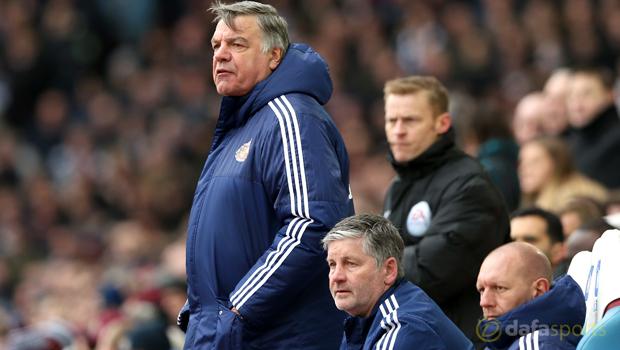West Ham United v Sunderland Sam Allardyce
