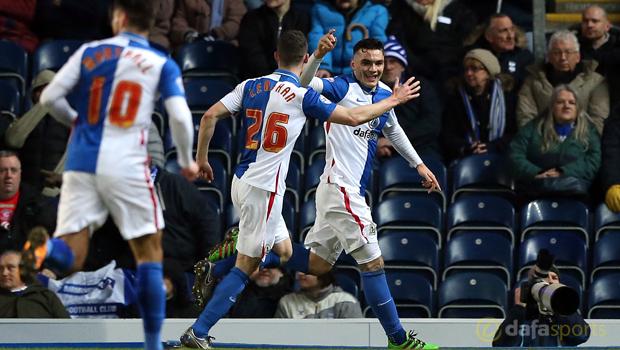 Blackburn Rovers Tony Watt