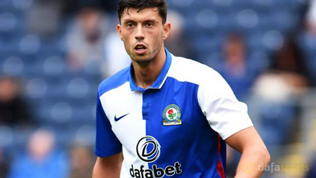 Blackburn Rovers midfielder Jason Lowe