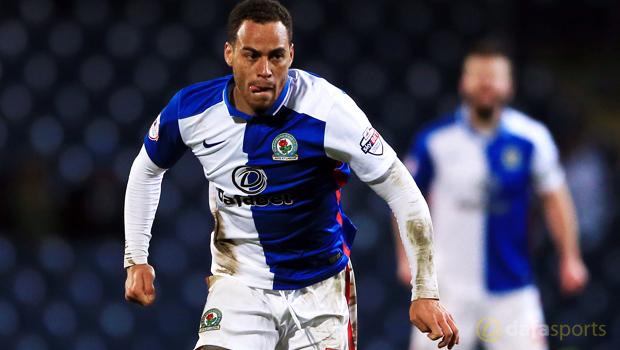 Blackburn Rovers winger Elliott Bennett