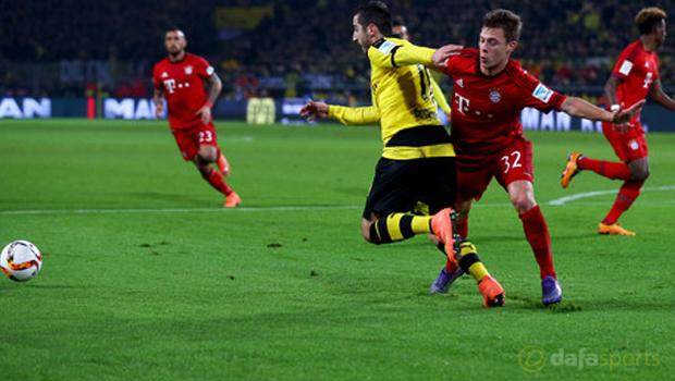 Borussia Dortmund v FC Bayern Munich Joshua Kimmich