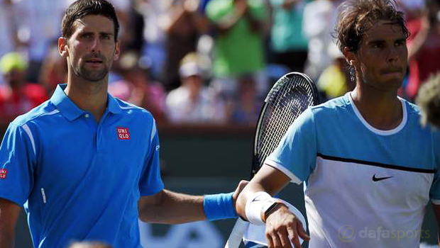 Djokovic beats Nadal Indian Wells final