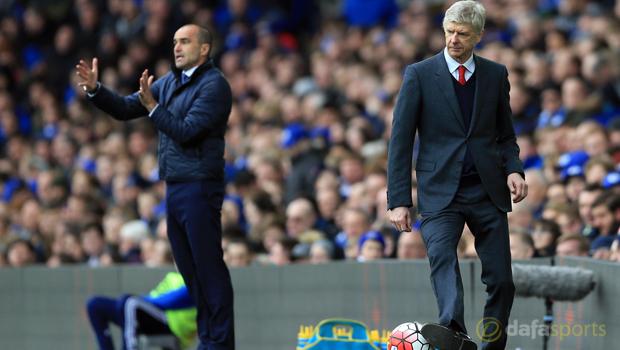 Everton v Arsenal Premier League
