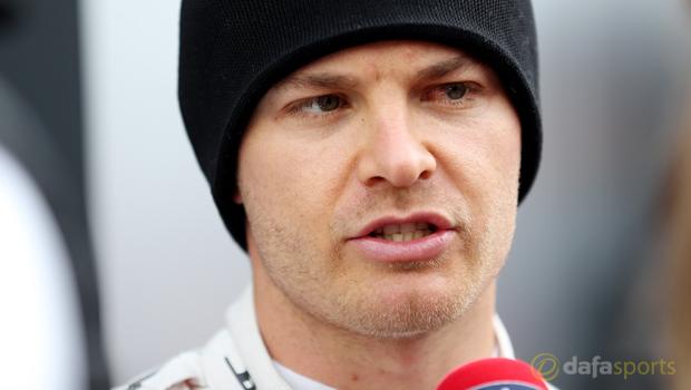 F1 Nico Rosberg Mercedes