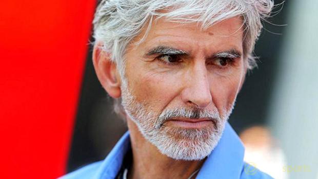 Formula 1 world champion Damon Hill