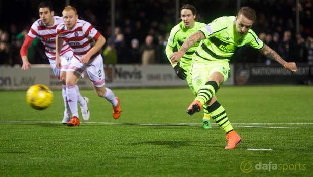Hamilton v Celtic Leigh Griffiths