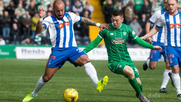 Kilmarnock v Celtic Callum McGregor