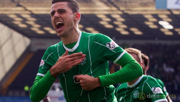 Kilmarnock v Celtic Tom Rogic