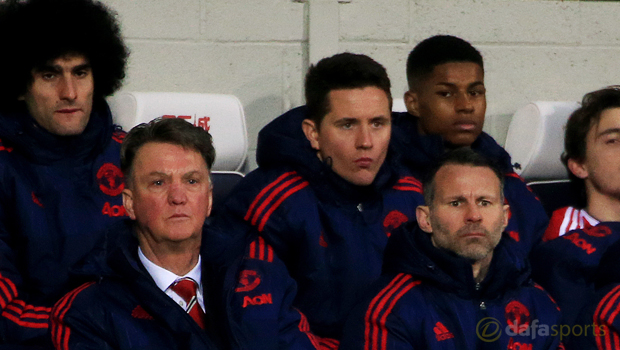 Manchester United LVG
