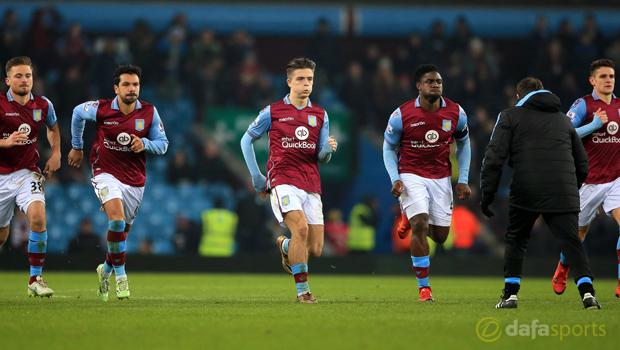 Micah Richards Aston Villa