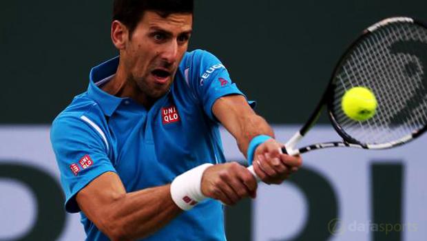 Novak Djokovic Indian Wells ATP